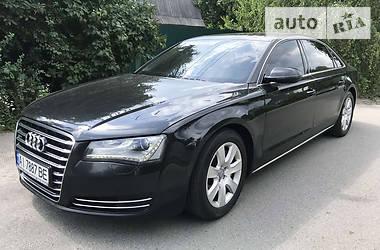 Седан Audi A8 2011 в Києві