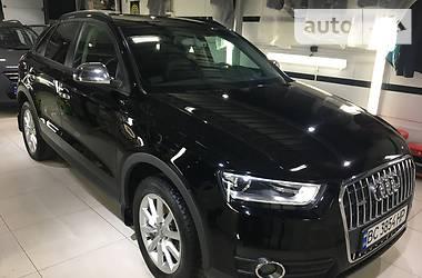 Audi Q3 2014 в Львове