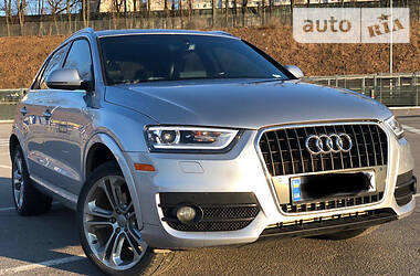 Audi Q3 2015 в Киеве