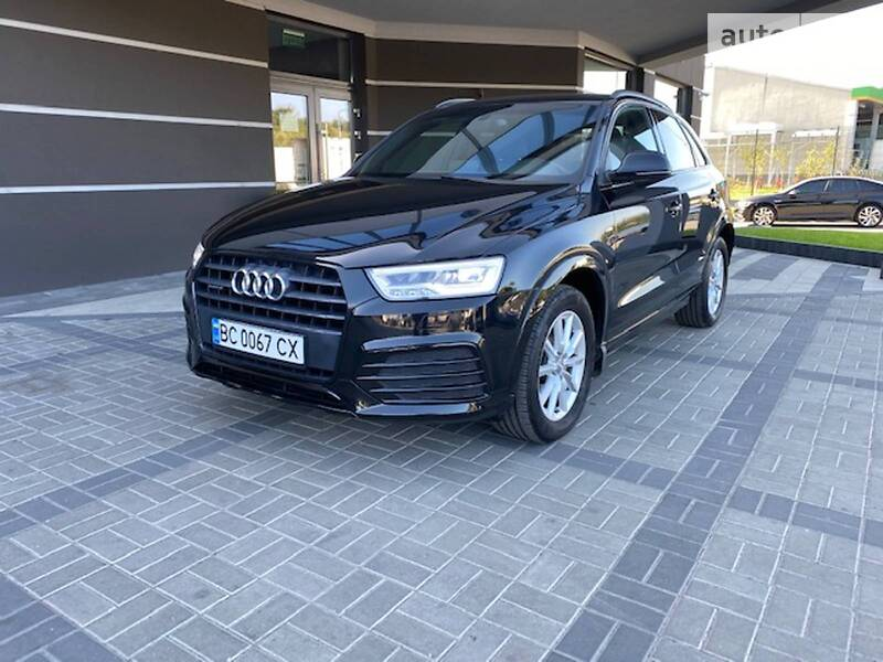 Audi Q3 2015 в Львові