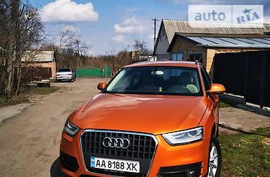 Audi Q3 2013 в Киеве