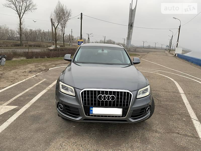 Audi Q5 2014 в Каменском