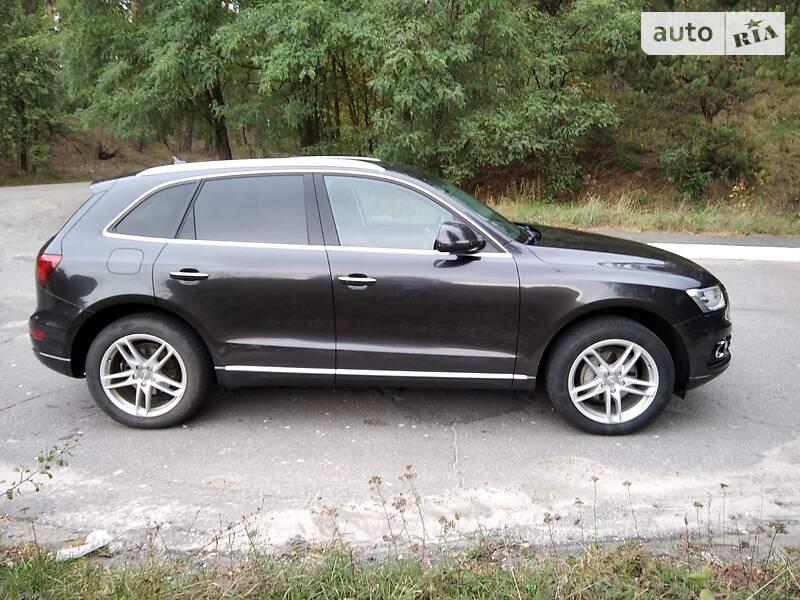 Audi Q5 2014 в Барышевке