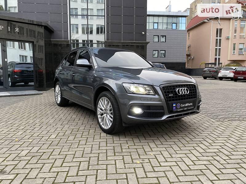 Audi Q5 2012 в Луцке