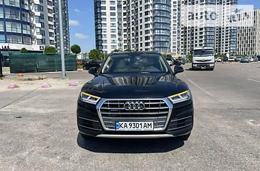 Внедорожник / Кроссовер Audi Q5 2017 в Киеве