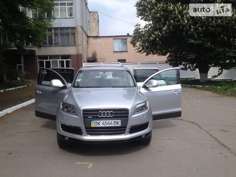 Audi Q7 2007 в Ровно