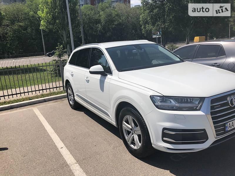 Audi Q7 2016 в Днепре