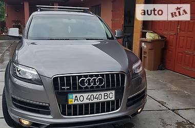 Audi Q7 2012 в Тячеве