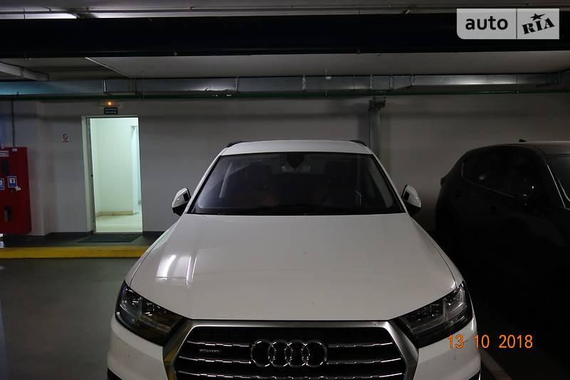Audi Q7 2016 года в Одессе