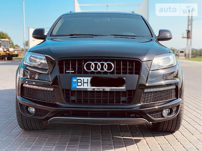 Audi Q7 2012 в Одесі