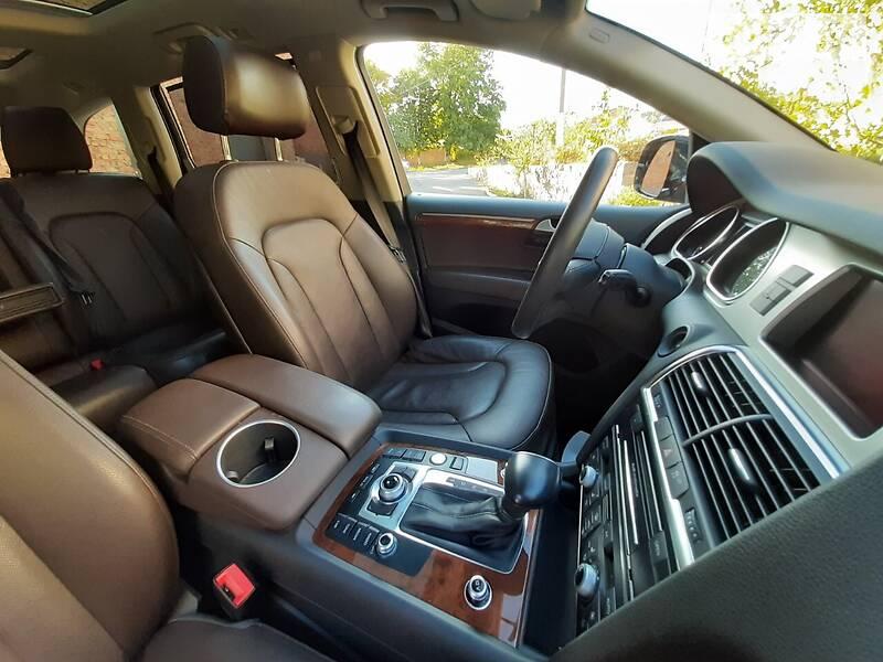 Audi Q7 S-Line IDEAL