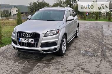 Audi Q7 2011 в Бучаче