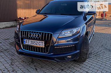 Audi Q7 2013 в Ивано-Франковске