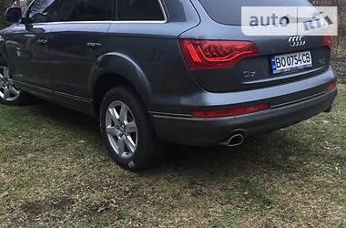 Audi Q7 2015 в Тернополе