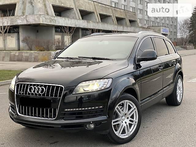 Audi Q7 Ukraine