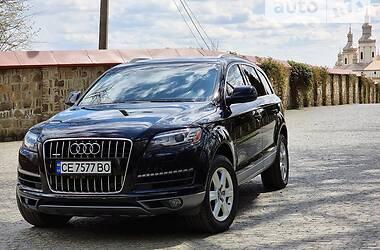 Audi Q7 2012 в Черновцах