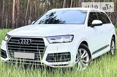 Позашляховик / Кросовер Audi Q7 2016 в Миколаєві