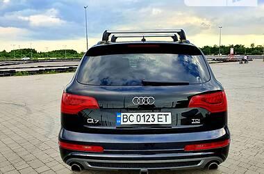 Внедорожник / Кроссовер Audi Q7 2015 в Львове