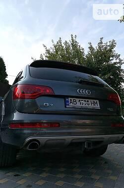 Внедорожник / Кроссовер Audi Q7 2015 в Гайсине