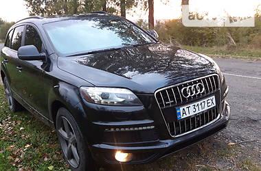 Позашляховик / Кросовер Audi Q7 2015 в Калуші