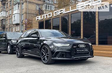 Audi RS6 2016 в Киеве