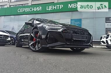 Универсал Audi RS6 2021 в Киеве