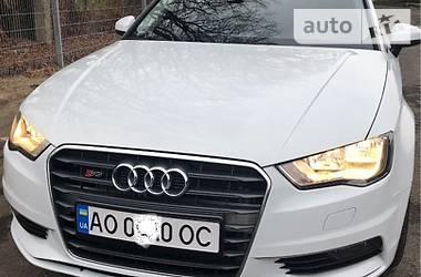 Audi S3 2015 в Ужгороде