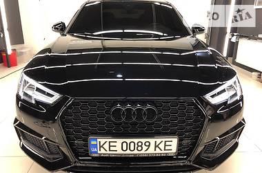Седан Audi S4 2017 в Днепре