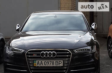 Audi S6 2013 в Киеве