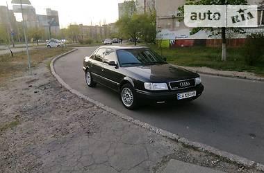 Седан Audi S6 1994 в Киеве