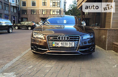 Audi S7 2013 в Киеве
