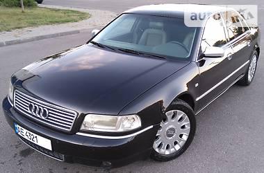 Audi S8 2001 в Днепре