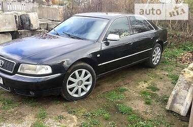 Audi S8 2001 в Києві