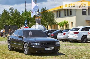 Седан Audi S8 2000 в Чернігові