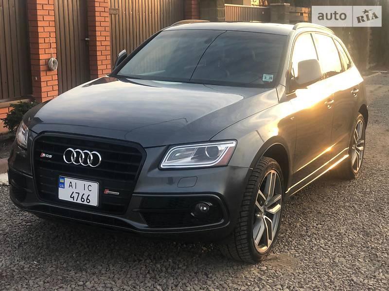 Audi SQ5 2015 в Киеве