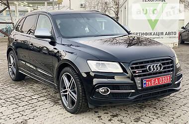 Audi SQ5 2014 в Черновцах