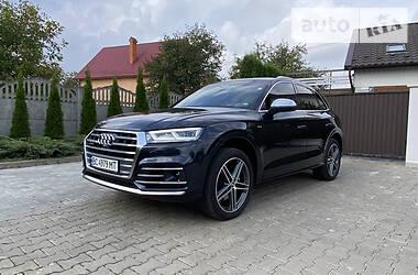 Внедорожник / Кроссовер Audi SQ5 2018 в Стрые