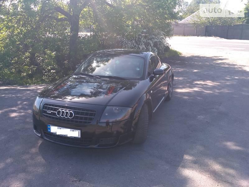 Audi TTS 2000 в Полтаве