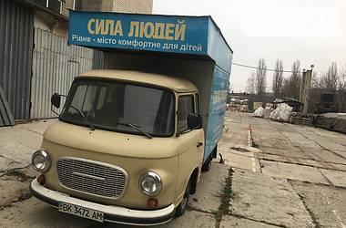 Barkas (Баркас) B1000 1989 в Ровно