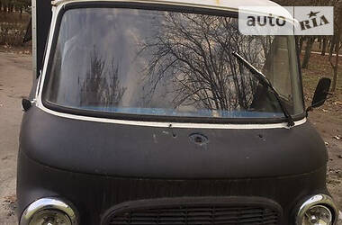 Barkas (Баркас) B1000 1970 в Геническе