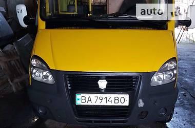 Городской автобус БАЗ 22154 2008 в Кропивницком