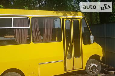 Микроавтобус (от 10 до 22 пас.) БАЗ 22154 2007 в Киеве