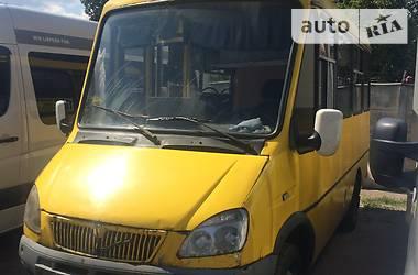 Городской автобус БАЗ 2215 2005 в Чернигове