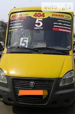 Мікроавтобус (від 10 до 22 пас.) БАЗ 2215 2005 в Кропивницькому