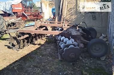 Дискова борона БДТ 2.1 2018 в Городке