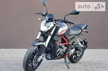 Мотоцикл Без обтікачів (Naked bike) Benelli TNT 25 2021 в Харкові