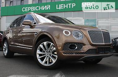 Bentley Bentayga 2016 в Киеве