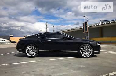 Bentley Continental GT 2009 в Киеве