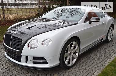 Bentley Continental GT MANSORY Mulliner 2014