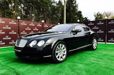 Bentley Continental GT 6.0 2004